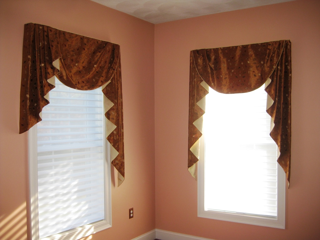 Fabulous Panels Silhouettes Amp Valances Brown Eyed Girl
