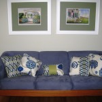 Imperial Valances & Toss Pillows (3)