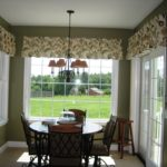 Pinch Pleat Valances with Buttons (10)