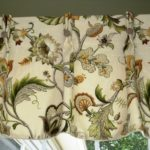 Pinch Pleat Valances with Buttons (7)