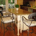 Kitchen Bar Stool Seats (2)