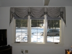 Kingston Valance with Banding