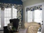 Kingston Valance & Rod Pocket Drapes