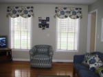 Imperial Valances & Toss Pillows