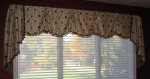 Queen Anne Valance