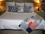 Bedding, Quilt & Pillows