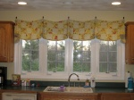 Imperial Valance on Hooks