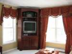 Kingston Valances on Boards & Medallions