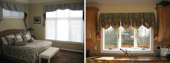 Brown Eyed Custom Curtains Window Treatments Valances Blinds D